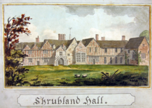 shrubland hall